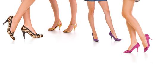 Damenschuhe Übergrößen